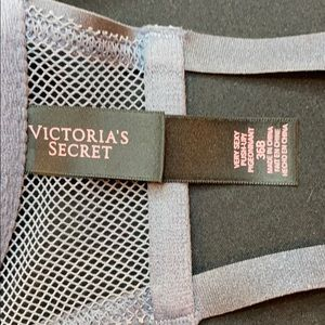 Victoria's Secret Intimates & Sleepwear - Gray Striped Very Sexy Push-up Bra